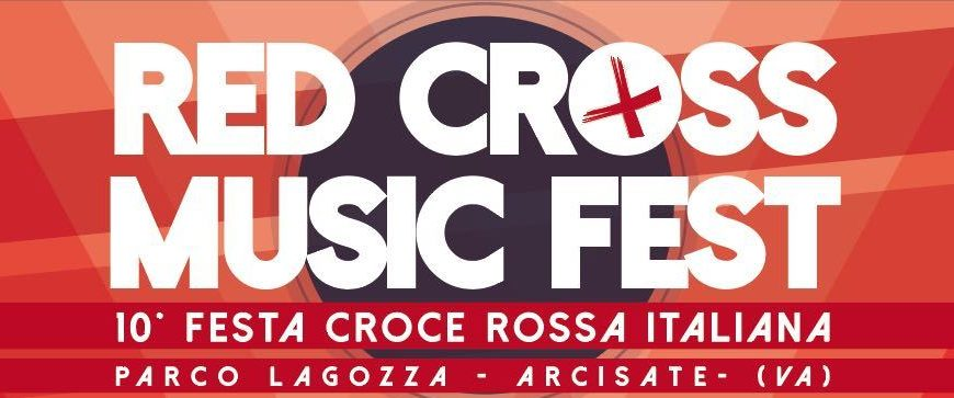 RED CROSS MUSIC FEST – 10° Festa CRI Valceresio